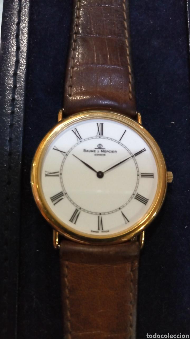 Relojes - Baume & Mercier: Reloj Baume & Mercier pulsera sin uso 1990 - Foto 3 - 157274294
