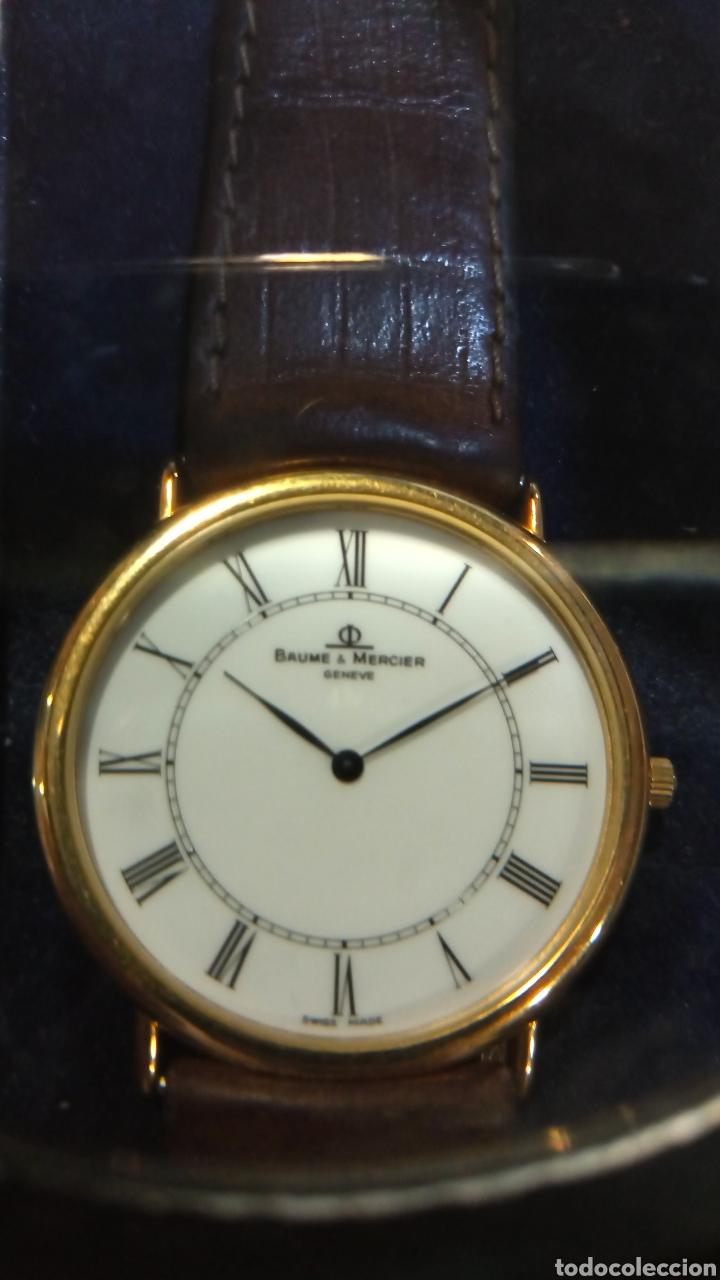 Relojes - Baume & Mercier: Reloj Baume & Mercier pulsera sin uso 1990 - Foto 4 - 157274294
