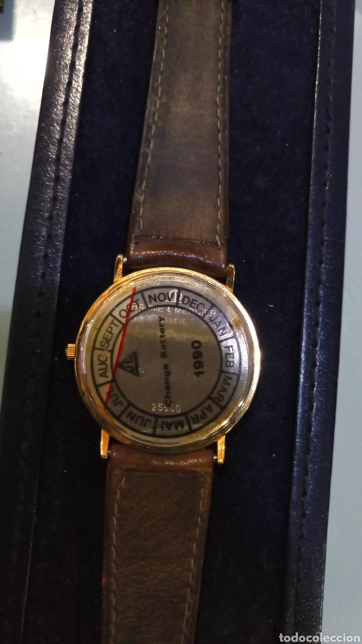 Relojes - Baume & Mercier: Reloj Baume & Mercier pulsera sin uso 1990 - Foto 5 - 157274294