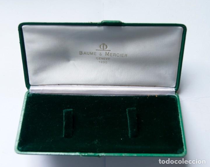 Relojes - Baume & Mercier: CAJA PARA RELOJ BAUME MERCIER PULSERA ANTIGUO - Foto 3 - 175745225