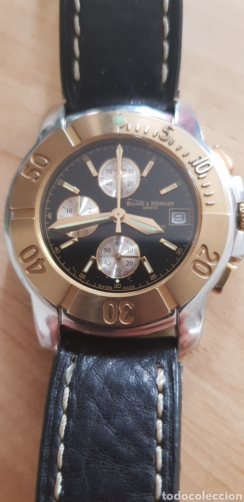 BAUME & MERCIER 36MM 40MM CORONA (Relojes - Relojes Actuales - Baume & Mercier)