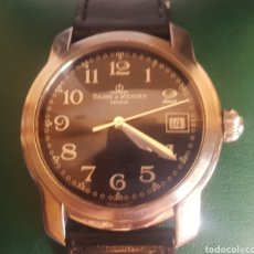 Relojes - Baume & Mercier: RELOJ BAUME&MERCIER MODELO GENEVE HOMBRE. Lote 180006232