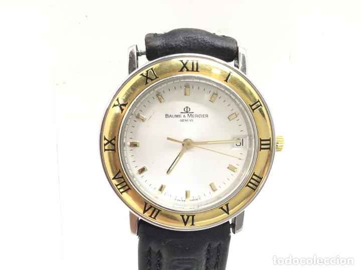 BAUME MERCIER.....VINTAGE.....CABALLERO (Relojes - Relojes Actuales - Baume & Mercier)
