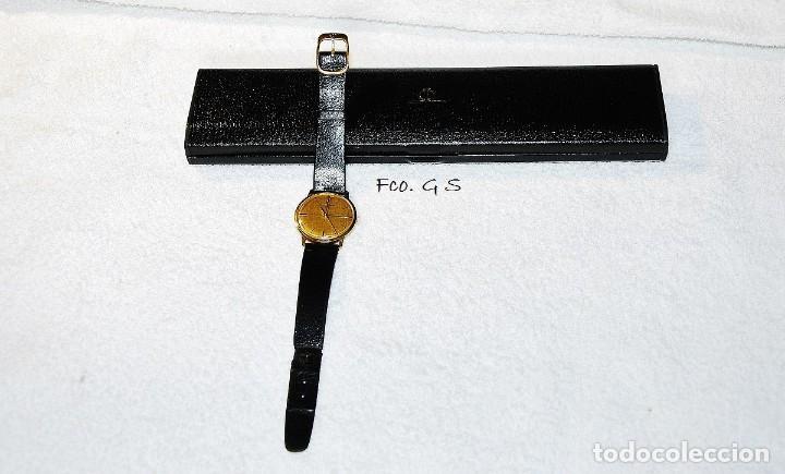 Relojes - Baume & Mercier: Reloj de oro de caballero comprado en 1982 - Foto 3 - 184137008