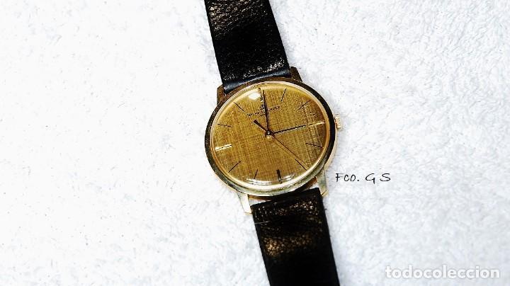 Relojes - Baume & Mercier: Reloj de oro de caballero comprado en 1982 - Foto 4 - 184137008