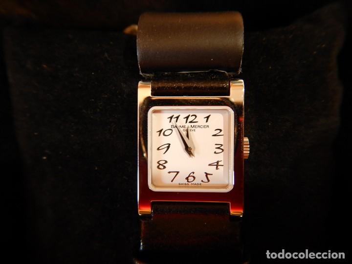 RELOJ BAUME MERCIER MODELO VICE VERSA (Relojes - Relojes Actuales - Baume & Mercier)