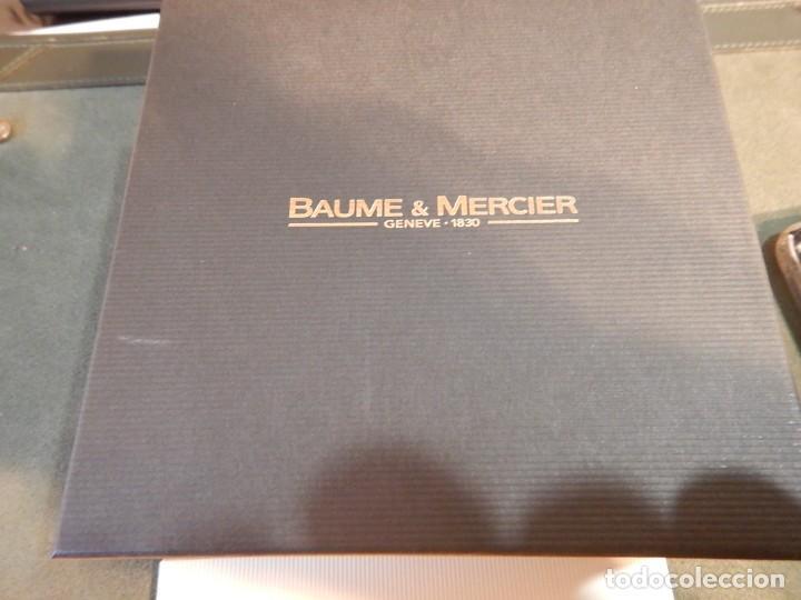 Relojes - Baume & Mercier: Reloj Baume Mercier modelo Vice Versa - Foto 8 - 186056136