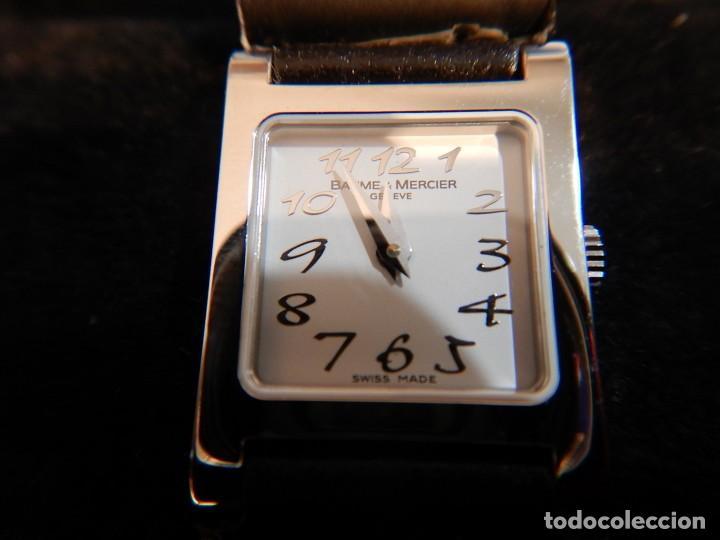 Relojes - Baume & Mercier: Reloj Baume Mercier modelo Vice Versa - Foto 9 - 186056136