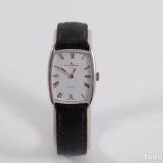 Relojes - Baume & Mercier: BAUME & MERCIER RELOJ DE PULSERA, 750 / 18 KILATES CON CARCASA DE ORO BLANCO. Lote 187119851