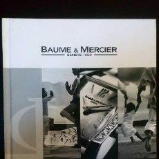 Relojes - Baume & Mercier: CATALOGO BAUME Y MERCIER 2005. Lote 189484291