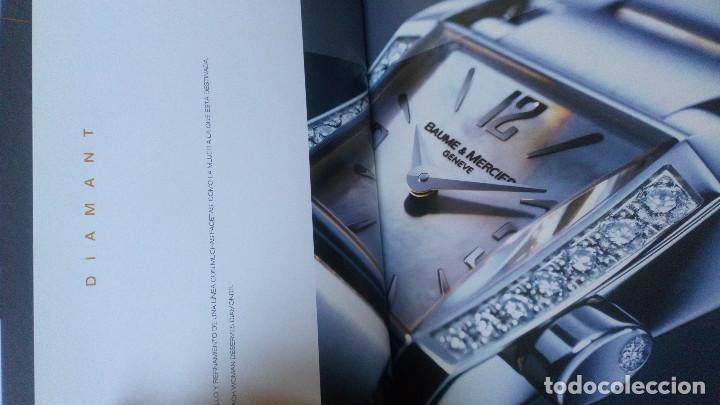 Relojes - Baume & Mercier: Catalogo Baume y Mercier 2005 - Foto 3 - 189484291