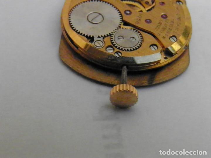 Relojes - Baume & Mercier: MAQUINARIA Y ESFERA RELOJ BAUME MERCIER - Foto 3 - 191315197