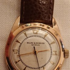 Relojes - Baume & Mercier: RELOJ BAUME & MERCIER GENEVE CABALLERO. Lote 192042033
