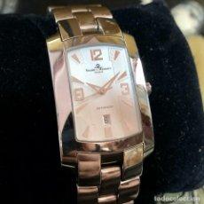 Relojes - Baume & Mercier: RELOJ AUTOMÁTICO DE HOMBRE DE PULSERA BAUME MERCIER HAMPTON 65308. Lote 193070751