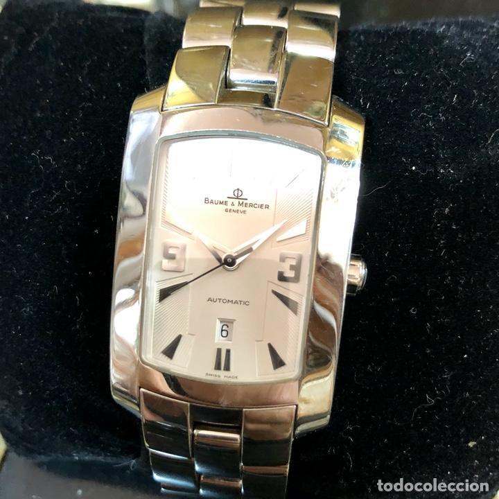 Relojes - Baume & Mercier: Reloj automático de hombre de pulsera Baume Mercier Hampton 65308 - Foto 2 - 193070751