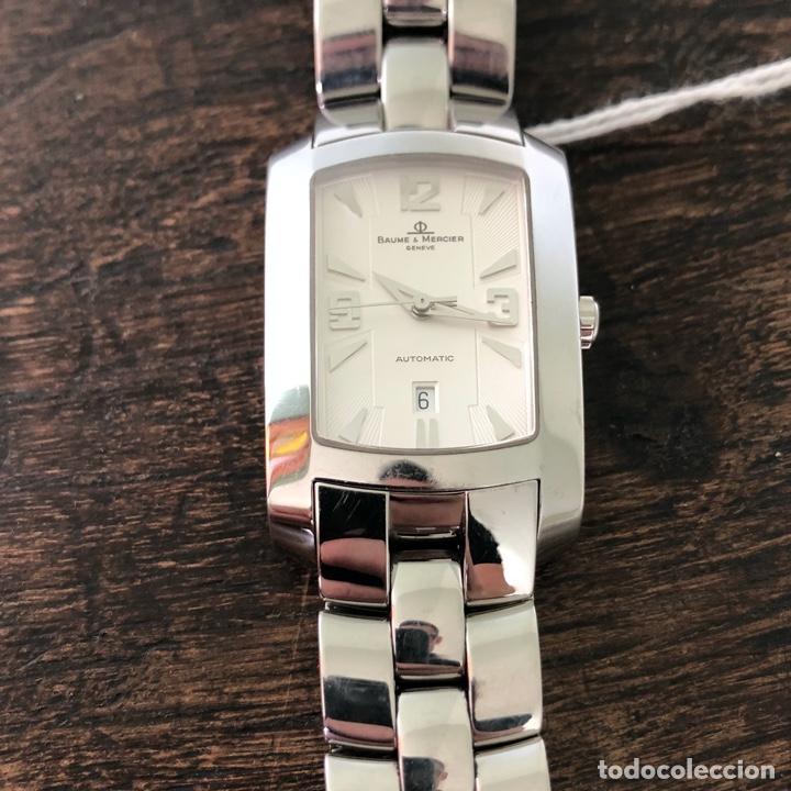 Relojes - Baume & Mercier: Reloj automático de hombre de pulsera Baume Mercier Hampton 65308 - Foto 3 - 193070751