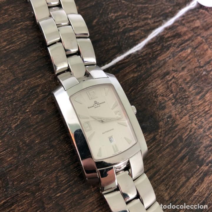 Relojes - Baume & Mercier: Reloj automático de hombre de pulsera Baume Mercier Hampton 65308 - Foto 4 - 193070751