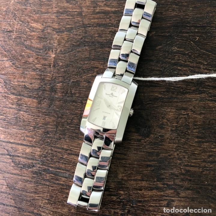 Relojes - Baume & Mercier: Reloj automático de hombre de pulsera Baume Mercier Hampton 65308 - Foto 6 - 193070751