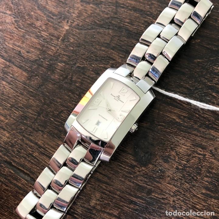 Relojes - Baume & Mercier: Reloj automático de hombre de pulsera Baume Mercier Hampton 65308 - Foto 7 - 193070751