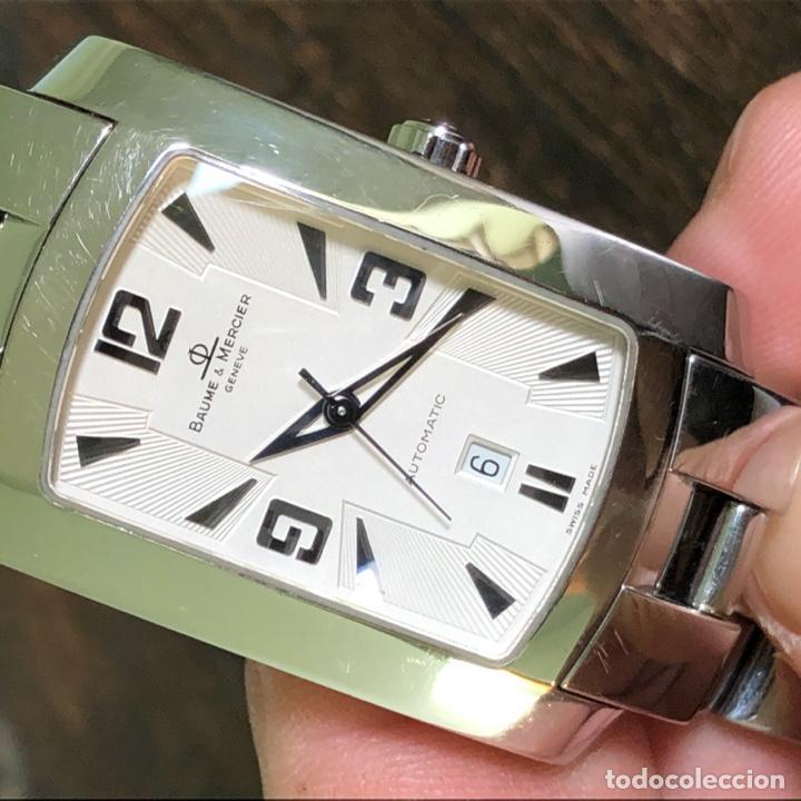 Relojes - Baume & Mercier: Reloj automático de hombre de pulsera Baume Mercier Hampton 65308 - Foto 8 - 193070751
