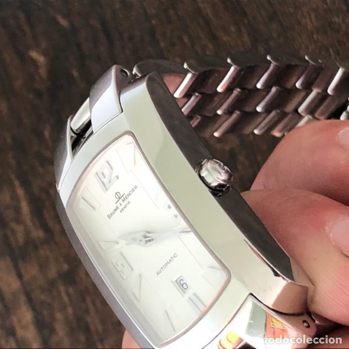 Relojes - Baume & Mercier: Reloj automático de hombre de pulsera Baume Mercier Hampton 65308 - Foto 11 - 193070751