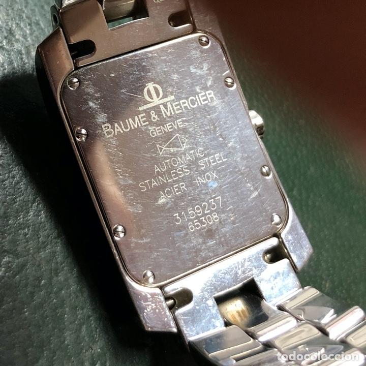 Relojes - Baume & Mercier: Reloj automático de hombre de pulsera Baume Mercier Hampton 65308 - Foto 14 - 193070751