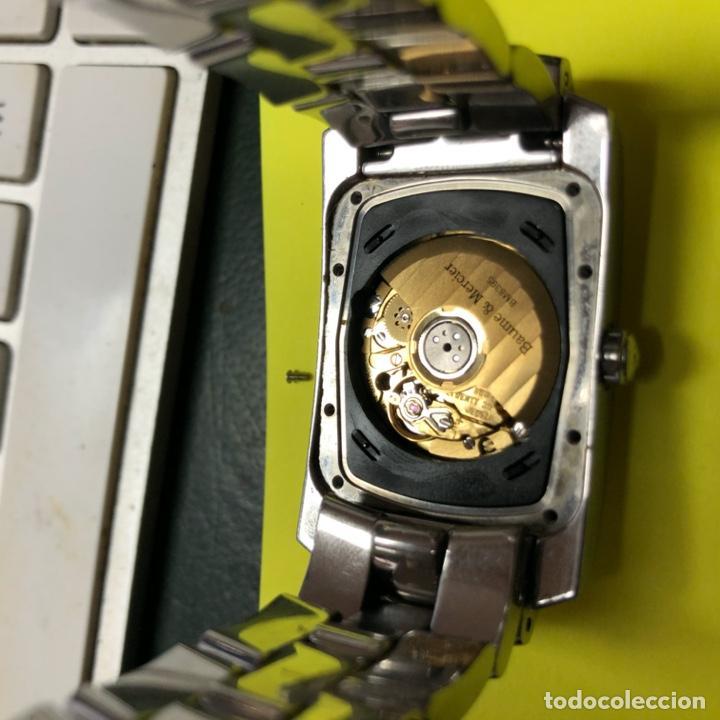 Relojes - Baume & Mercier: Reloj automático de hombre de pulsera Baume Mercier Hampton 65308 - Foto 16 - 193070751