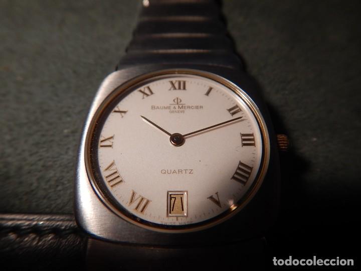 BAUME MERCIER (Relojes - Relojes Actuales - Baume & Mercier)