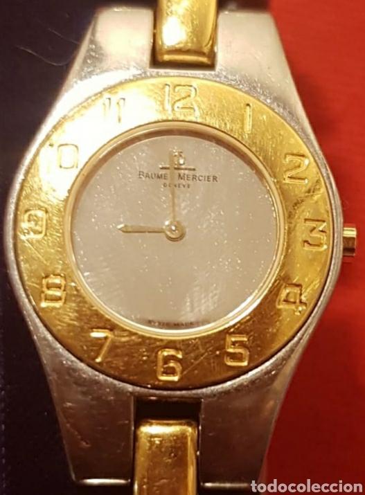 Relojes - Baume & Mercier: RELOJ BAUME MERCIER SEÑORA ACERO Y ORO - Foto 3 - 197354373