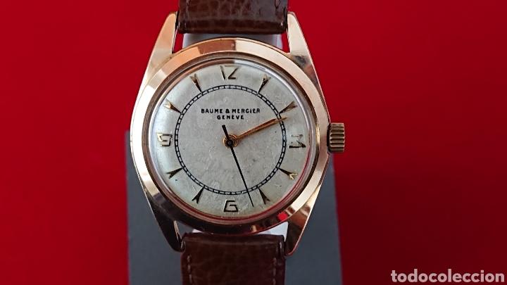 Relojes - Baume & Mercier: RELOJ BAUME & MERCIER GENEVE CABALLERO - Foto 2 - 197443130