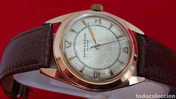Relojes - Baume & Mercier: RELOJ BAUME & MERCIER GENEVE CABALLERO - Foto 3 - 197443130
