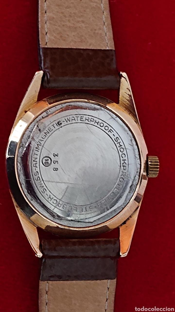Relojes - Baume & Mercier: RELOJ BAUME & MERCIER GENEVE CABALLERO - Foto 6 - 197443130