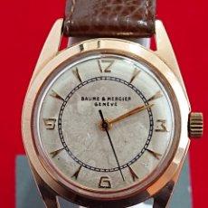 Relojes - Baume & Mercier: RELOJ BAUME & MERCIER GENEVE CABALLERO. Lote 197443130