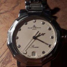Relojes - Baume & Mercier: RELOJ BAUME & MERCIER. Lote 197717116