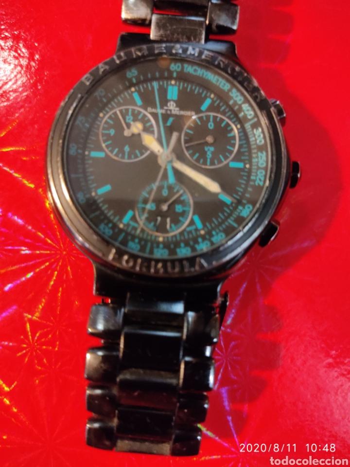 Relojes - Baume & Mercier: Reloj Baumer & Mercier. (Fórmula 5) Con caja original - Foto 3 - 214159511