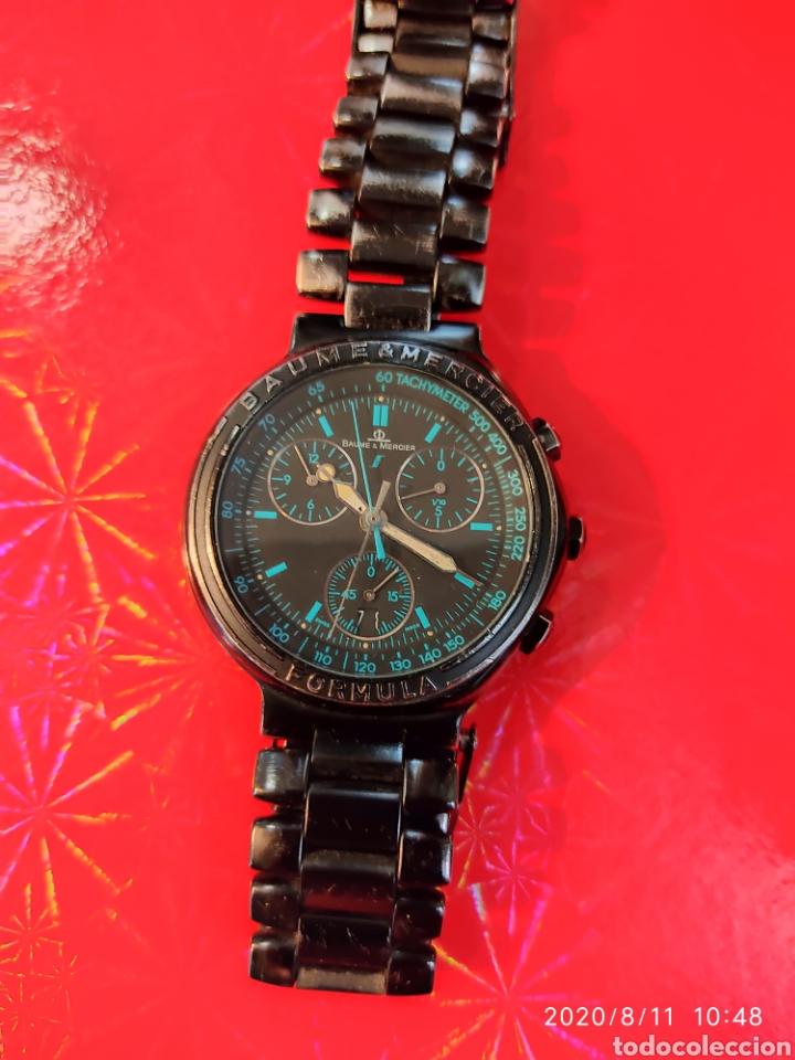 Relojes - Baume & Mercier: Reloj Baumer & Mercier. (Fórmula 5) Con caja original - Foto 5 - 214159511