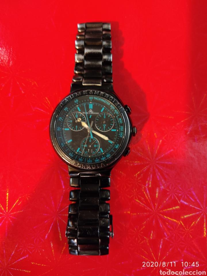 Relojes - Baume & Mercier: Reloj Baumer & Mercier. (Fórmula 5) Con caja original - Foto 6 - 214159511