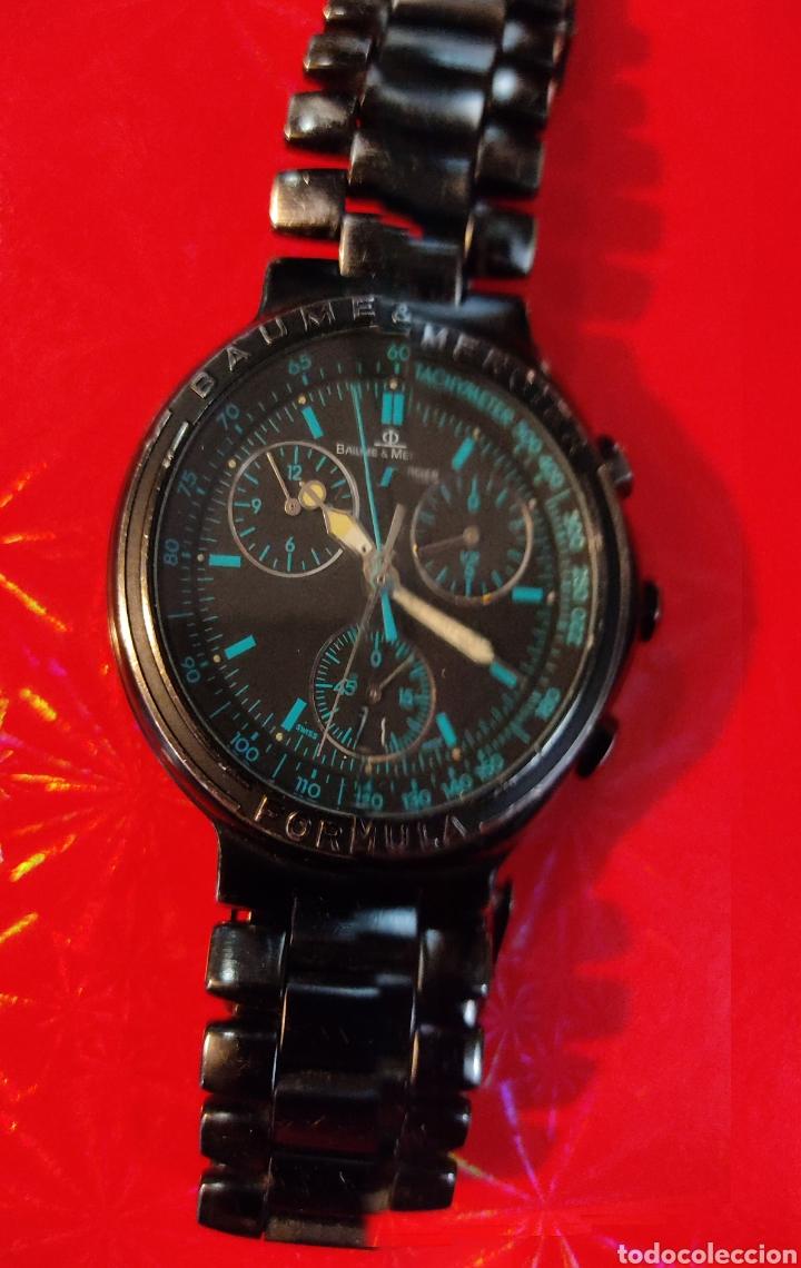 Relojes - Baume & Mercier: Reloj Baumer & Mercier. (Fórmula 5) Con caja original - Foto 4 - 214159511