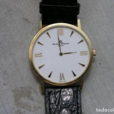 Relojes - Baume & Mercier: RELOJ BAUME & MERCIER (SUIZA) - COL. CLASSIMA - ORO 18 K - (VER DETALLES EN DESCRIPCIÓN). Lote 214520066