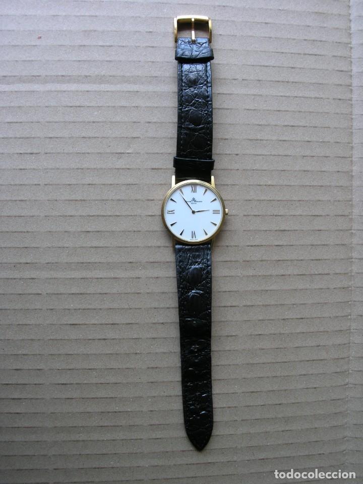 Relojes - Baume & Mercier: RELOJ BAUME & MERCIER (SUIZA) - COL. CLASSIMA - ORO 18 K - (VER DETALLES EN DESCRIPCIÓN) - Foto 2 - 214520066