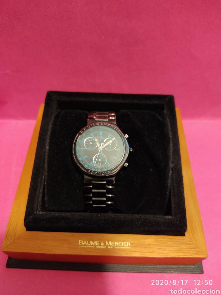 Relojes - Baume & Mercier: Reloj Baumer & Mercier. (Fórmula 5) Con caja original - Foto 2 - 214159511
