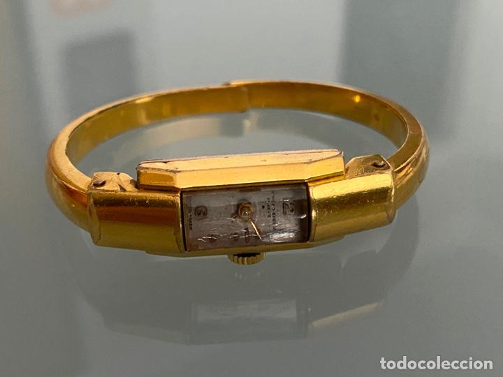 Relojes - Baume & Mercier: Baume & Mercier, montre-bracelet , reloj de señora años 40 . averiado - Foto 2 - 218581577