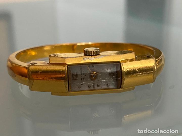 Relojes - Baume & Mercier: Baume & Mercier, montre-bracelet , reloj de señora años 40 . averiado - Foto 4 - 218581577