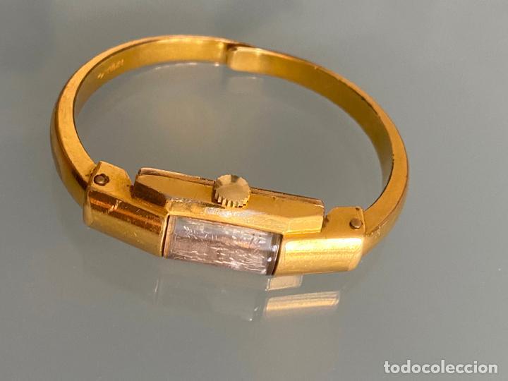 Relojes - Baume & Mercier: Baume & Mercier, montre-bracelet , reloj de señora años 40 . averiado - Foto 5 - 218581577
