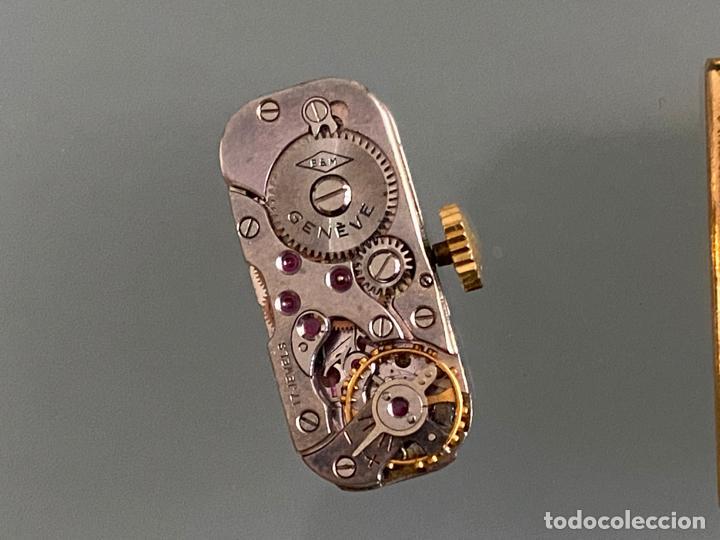 Relojes - Baume & Mercier: Baume & Mercier, montre-bracelet , reloj de señora años 40 . averiado - Foto 8 - 218581577