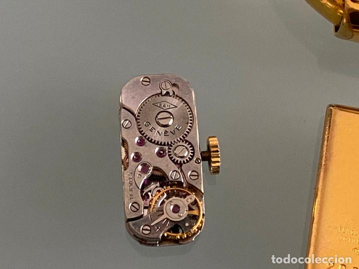 Relojes - Baume & Mercier: Baume & Mercier, montre-bracelet , reloj de señora años 40 . averiado - Foto 9 - 218581577