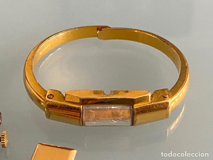 Relojes - Baume & Mercier: Baume & Mercier, montre-bracelet , reloj de señora años 40 . averiado - Foto 11 - 218581577
