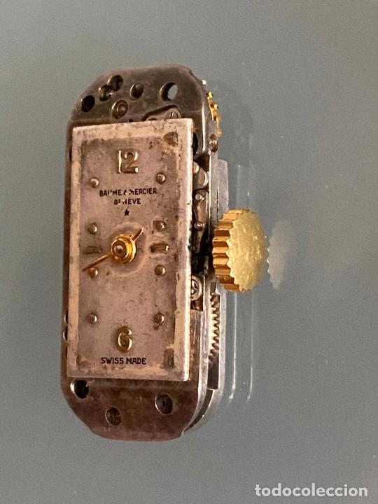 Relojes - Baume & Mercier: Baume & Mercier, montre-bracelet , reloj de señora años 40 . averiado - Foto 12 - 218581577