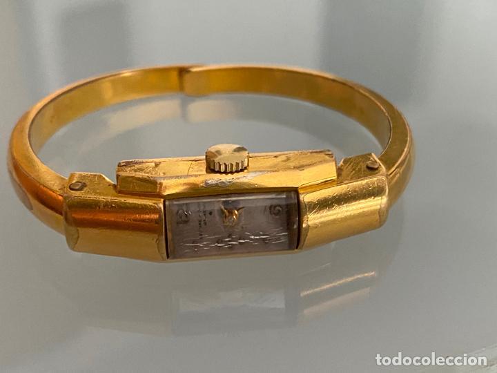 Relojes - Baume & Mercier: Baume & Mercier, montre-bracelet , reloj de señora años 40 . averiado - Foto 14 - 218581577