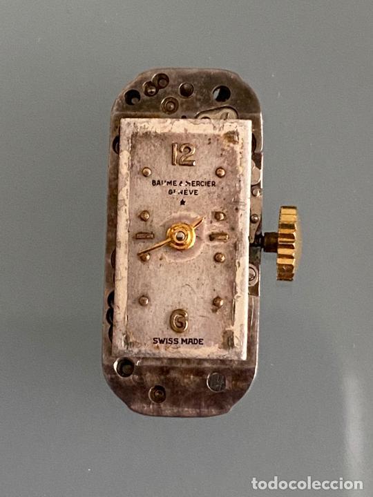 Relojes - Baume & Mercier: Baume & Mercier, montre-bracelet , reloj de señora años 40 . averiado - Foto 15 - 218581577